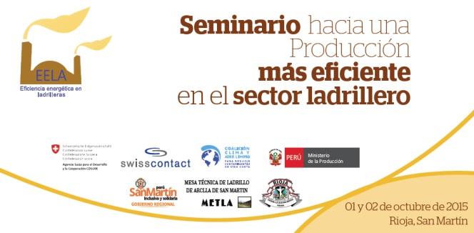 """Seminario: """"Desarrollo de una Producción más Eficiente en el Sector Ladrillero"""""""