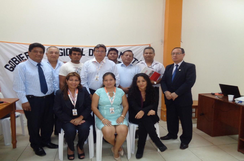En San Martín reactivan el Consejo Regional de Seguridad y Salud en el Trabajo