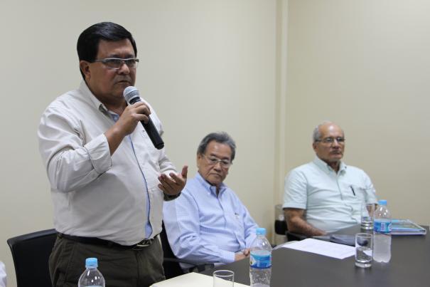 Gobierno Regional de San Martín firma convenio con San Fernando