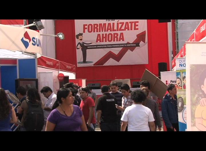 """Feria """"Formalízate Ahora"""" legalizará negocios en Tarapoto"""