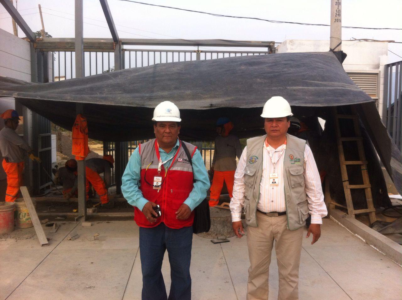 Gobierno Regional de San Martín realiza visitas de orientación a empresas de construcción civil