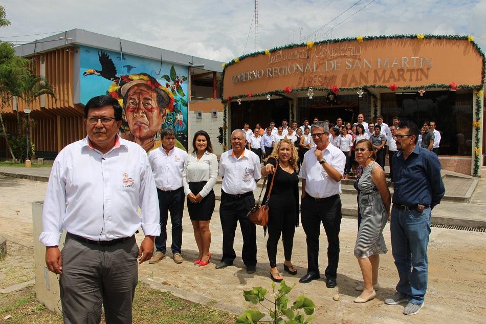 Gobernador Víctor Noriega informará de acciones desarrolladas durante el 2017